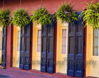New Orleans Art, New Orleans Photography, New Orleans Prints, New Orleans Decor, New Orleans Streets, French Quarter Art, French Quarter pic