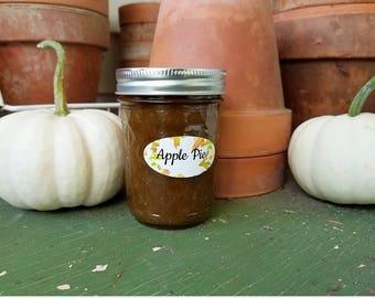 Apple Pie Sugar Scrub