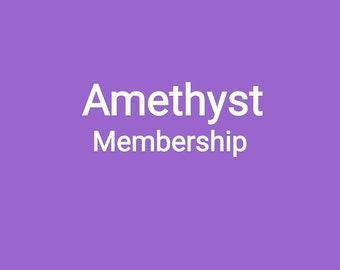 Amethyst Membership Plan