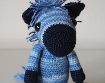 PJ the pyjama horse (pattern US)