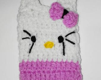 Hello kitty mobile case