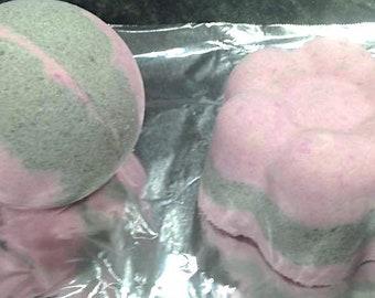 Lavender Vanilla Bath Bombs