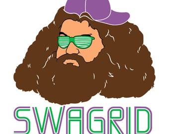 Swagrid - Harry Potter Mashup