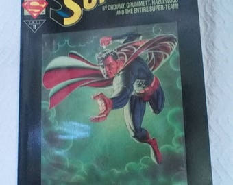 Vintage 1993 Superman Comic Book