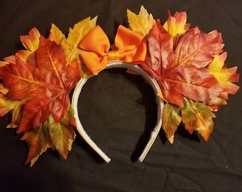 Fall inspired ears