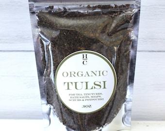 Organic Tulsi