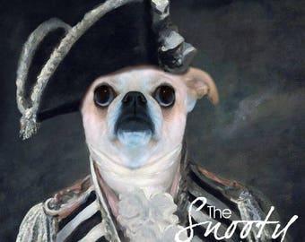 PET PORTRAIT - Dog Portrait, Custom Dog Portrait, Custom Cat Portrait