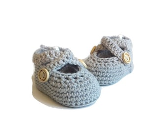 Baby Girl Ballet Slippers, Crochet Baby Booties, Baby Ballet Shoes, Baby Girl, Baby Gift, Baby Shower Gift, Newborn Photo Prop, Newborn Girl