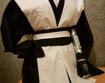 Adult Inspired jedi robe set