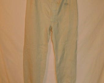 Dated 1950 Military Long Underwear