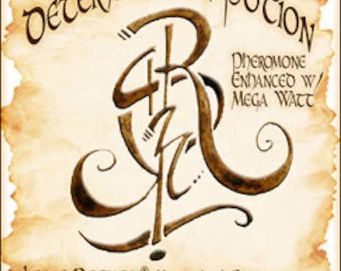 Sigil Collection 2015: Determination Potion w/Mega Watt - Perfume Potion - Love Potion Magickal Perfumerie