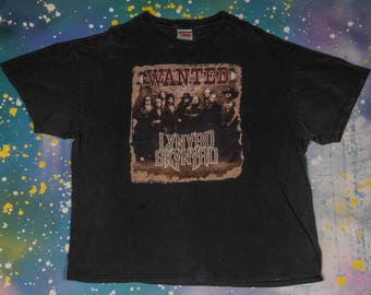 LYNYRD SKYNYRD Southern Rock T-Shirt Size 2XL