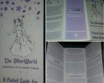 Autistic Faerie's Pocket Guides - Autism Acceptance and Sensory Issues - Neurodiversity
