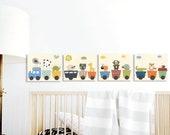 Baby Nursery Art, Kids de...