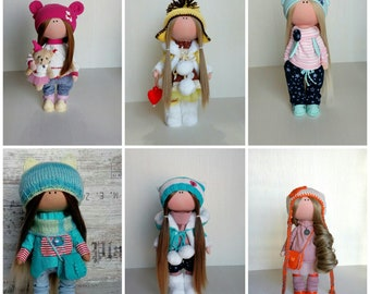 Interior doll to order