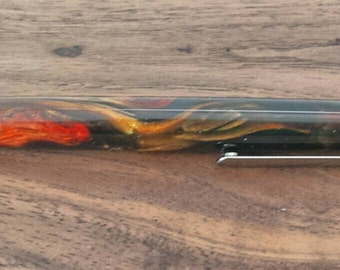 Combustion Stylus in Gun metal