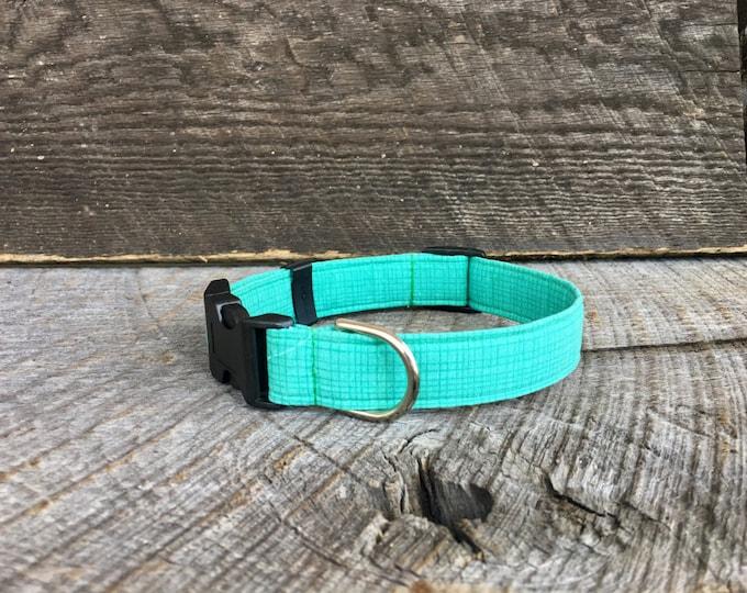 Grid Green Collar