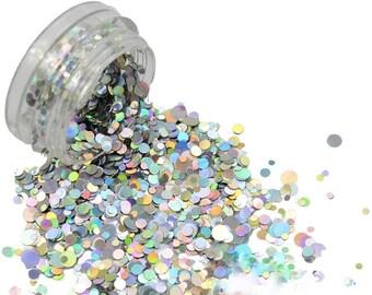 """Glitter Mix """"Electrify"""" /  Nail Art Glitter / Loose Glitter / Chunky Glitter / Nail Glitter"""