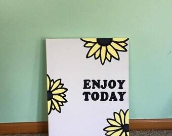 Cute Saying Acrylic Canvas