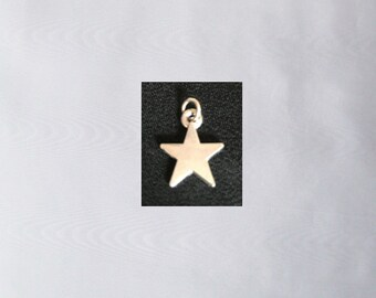 Small Star Charm