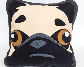 Pug Pillow (1)