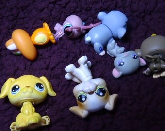 LPS Littlest Pet Shop toys
