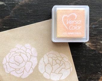 Versacolor Narcissus Pigment Ink Stamp Pad Tsukineko Ink Pads Small