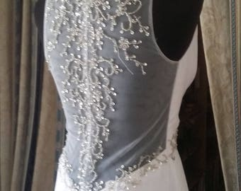 Wedding dress sz. 40