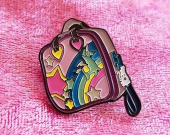 Fortnite Brite Bag Enamel Pin