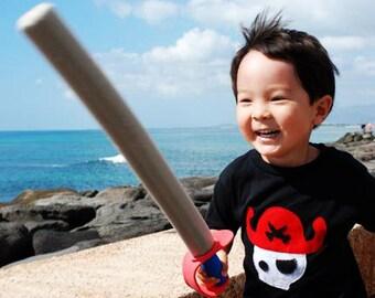 Cool Pirate Kids T-Shirt