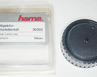 Hama Rear Lens Cap (Nikon/Pentax)