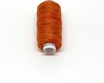 Valdani 60wt. Variegated Cotton Thread - #M7 Fall Leaves