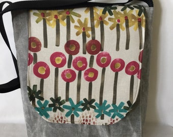 Spring Fields Cross Body Purse