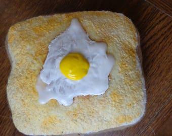 Plush Bread Slice