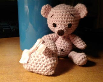 Love Bear (with heart)