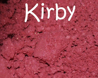 Kirby 3g Pigmented Mineral Eye Shadow Jar with Sifter