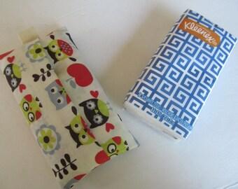 Tissue Case/Owl