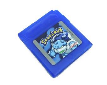 Soapemon Gameboy Soap, Gameboy Color, Gameboy, Pokemon Blue, Pokemon Gameboy, Pokemon Cartridge, Pokemon Soap, bulbasaur, bulbasaur pokemon