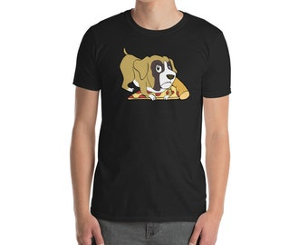 Funny Boxer Dog Shirt, Get Your Own Pizza T-Shirt, Cute Boxer Dog Gifts