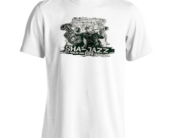 Barracuda Club Ska Jazz Club Men's T-Shirt aa386m