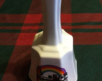 Vintage Chicago Ceramic Collectible Bell . . .