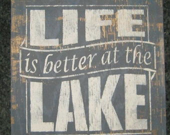 Life is better at the lake........farm house / lake house /beach/ocean/sand