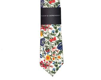 Men's tie, Liberty print Rachel