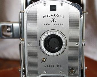 Polaroid Land Camera 95A