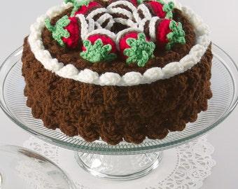 Crochet Chocolate Sweets and Treats pattern pdf