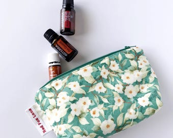 Ivory Garden Essential Oil Bag
