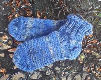 Comfort Zone Socks - PDF Knitting Pattern Size 8 - US 10.5 / 6.5 mm