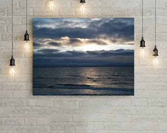 Texel sea and sky Photo Instant Download Printable Wallart Beach Photography Downloadable Print nr2
