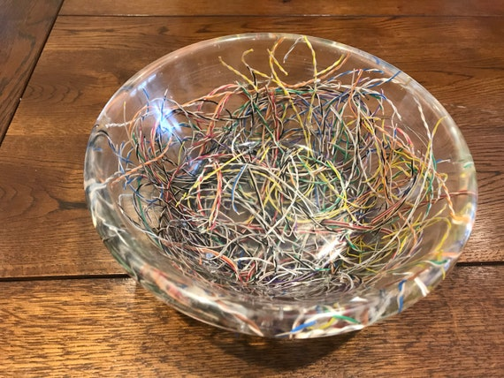 The Large Wire Bowl