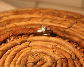 Vintage Treasure - Wedding Ring Set Size 6